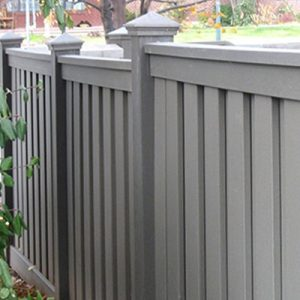 Install Composite Fence Panels Whitebirk