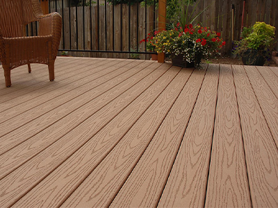Whalley Composite Decking