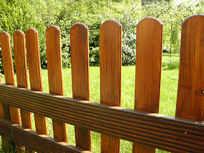 Composite Fencing in Whalley
