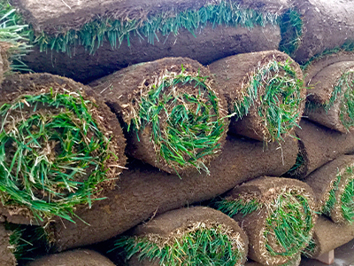Fresh turf provider Brockhall Village